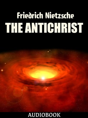 cover image of The Antichrist