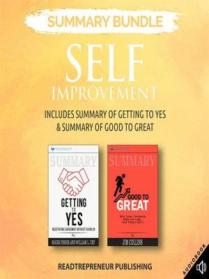 cover image of Summary Bundle: Self Improvement