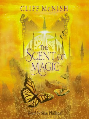 cover image of The Scent of Magic