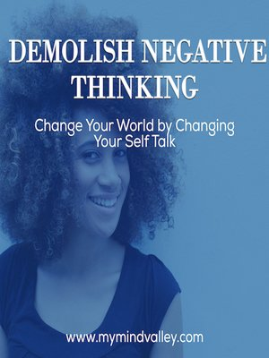 cover image of Demolish Negative Thinking