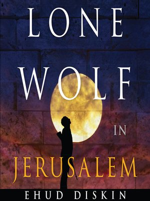 cover image of Lone Wolf in Jerusalem