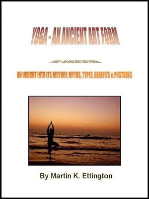 cover image of Yoga an Ancient Artform