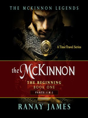 cover image of The McKinnon: The Beginning, Parts 1 and 2