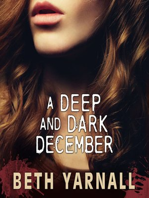 cover image of A Deep and Dark December