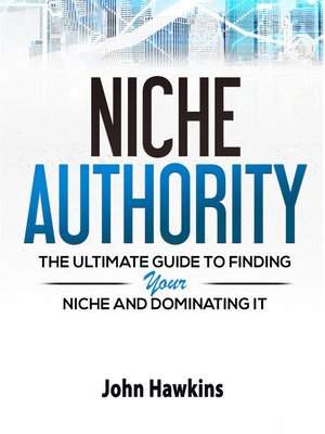 cover image of Niche Authority