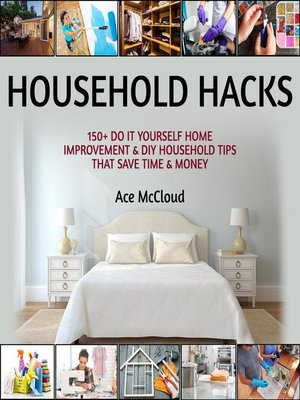cover image of Household Hacks