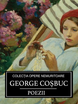 cover image of Poezii de George Cosbuc