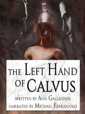 cover image of The Left Hand of Calvus