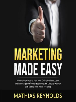 cover image of Marketing Made Easy