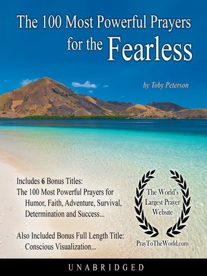 cover image of The 100 Most Powerful Prayers for the Fearless
