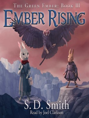 cover image of Ember Rising