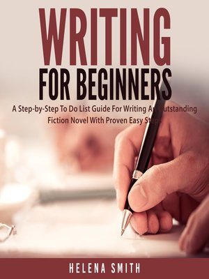 cover image of Writing for Beginners