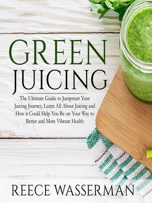 cover image of Green Juicing