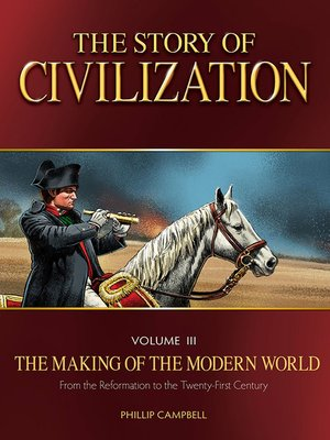 cover image of The Story of Civilization, Volume 3