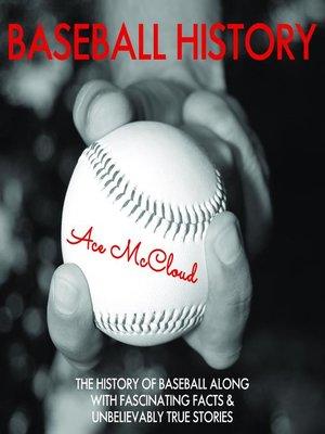 cover image of Baseball History