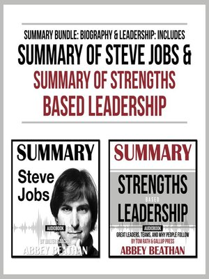 cover image of Summary Bundle: Biography & Leadership