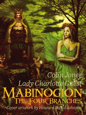 cover image of Mabinogion, the Four Branches