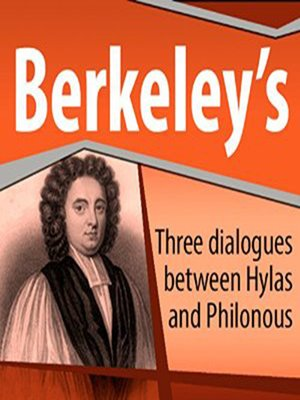 the philosophical beliefs of george berkeley Poor berkeley, one of the most misunderstood philosophers of all time among the hundreds of philosophers who made god the centrepiece of their philosophy, berkeley is pretty much the only one getting flak for it.