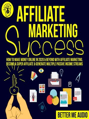 cover image of Affiliate Marketing Success