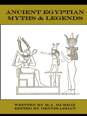 cover image of Ancient Egyptian Myths & Legends