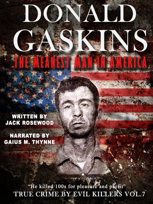 cover image of Donald Gaskins