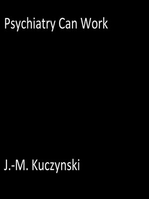 cover image of Psychiatry Can Work