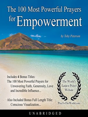 cover image of The 100 Most Powerful Prayers for Empowerment