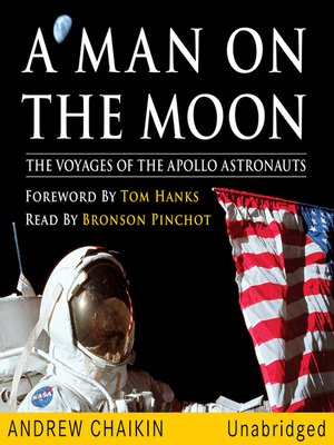 cover image of A Man on the Moon