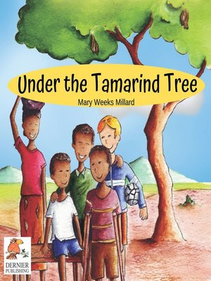 cover image of Under the Tamarind Tree