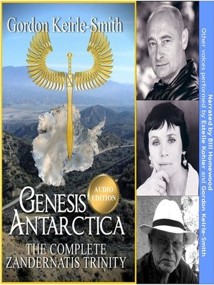 cover image of Genesis Antarctica