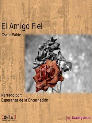 cover image of El Amigo Fiel