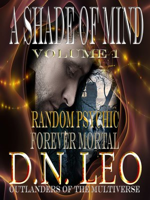 cover image of A Shade of Mind