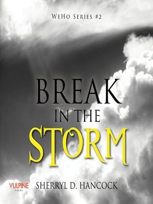 cover image of Break in the Storm