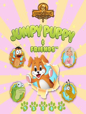 cover image of Jumpy Puppy