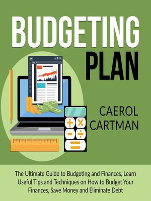 cover image of Budgeting Plan