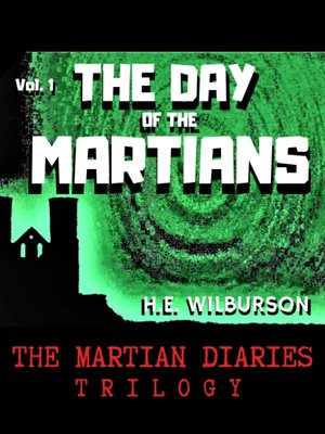cover image of The Martian Diaries Vol.1