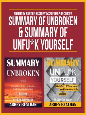 cover image of Summary Bundle: History & Self Help