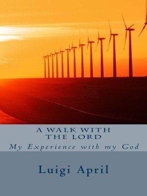 cover image of A Walk with the Lord
