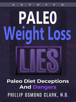 cover image of Paleo Weight Loss Lies