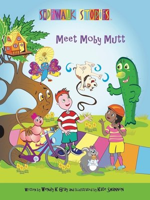 cover image of Meet Moby Mutt