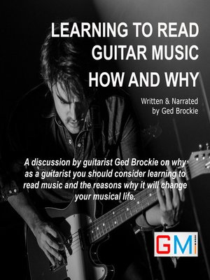 cover image of Learning to Read Guitar Music