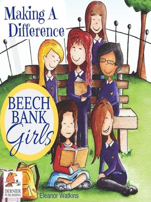 cover image of Beech Bank Girls