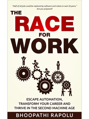 cover image of The Race for Work