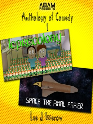 cover image of Leprecolony / Space: The Final Papier