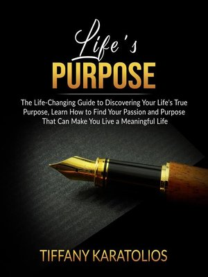 cover image of Life's Purpose