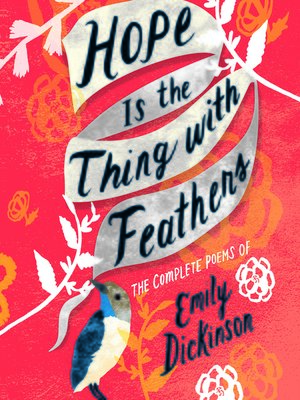 cover image of Hope Is the Thing with Feathers