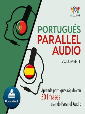 cover image of Aprende portugus rpido con 501 frases usando Parallel Audio - Volumen 1
