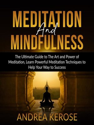 cover image of Meditation and Mindfulness