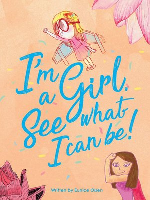 cover image of I'm a Girl
