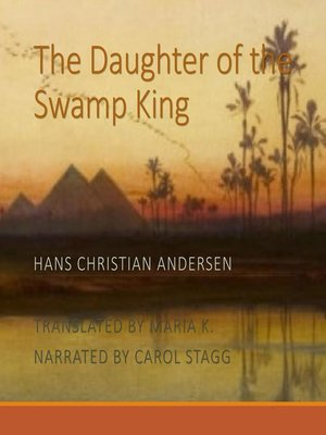 cover image of The Daughter of the Swamp King